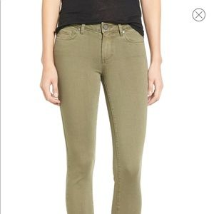 Paige jeans - Verdugo Ankle - Sage green